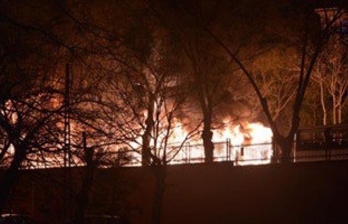 مقتل 11 شخصا فى هجمات انتحارية تستهدف مصنعا شمالى بغداد