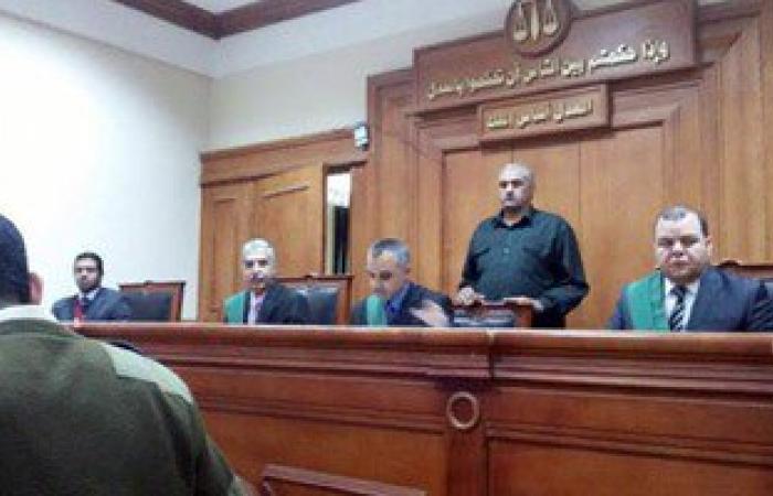 حبس أمجد موسى صبرى 7 سنوات وغرامة 20 ألف جنيه بتهمة دهس ضابط فى كمين