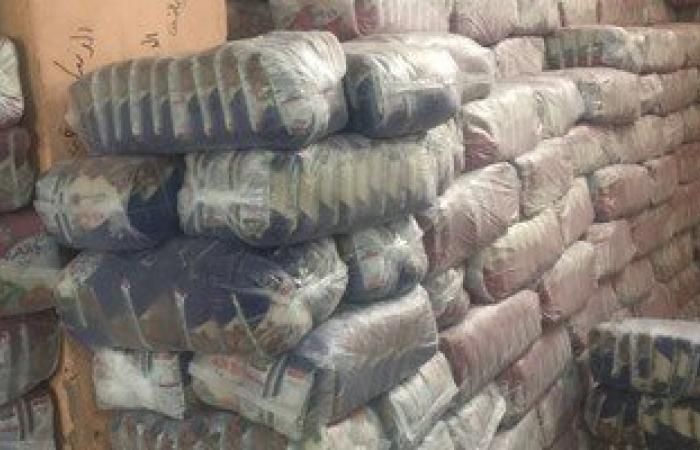 بعد توجيهات الرئيس.. مباحث التموين تضبط 1055طن أرز احتكرها التجار قبل رمضان