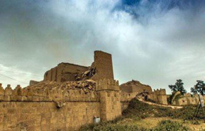 بالصور.. داعش يواصل تدمير التاريخ.. ويهدم قصر ملك الدولة الأشورية بالعراق