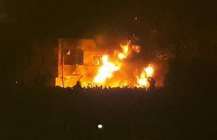 """مصدر: إصابة 35 شخصًا فى """"حريق كفر الدوار"""".. وانتقال سيارات الإطفاء والإسعاف"""