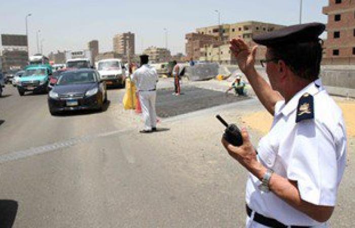 المرور: 4859 مخالفة سرعة لسيارات بالطرق السريعة