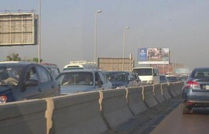 الأهالى يقطعون طريق محور 26 يوليو اعتراضا على حملة إزالة إشغالات