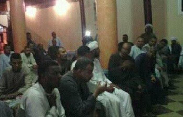 تجديد حبس 27 متهما فى أحداث قرية العشى بالأقصر 15 يوما
