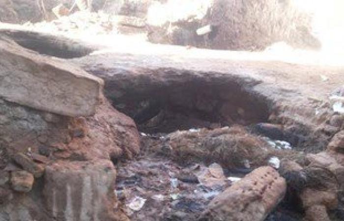 الدفاع المدنى بالوادى الجديد يسيطر على حريق درب السندادية الأثرى قبل امتداده