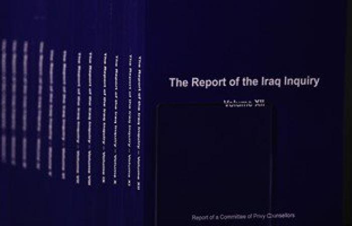 لجنة التحقيق البريطانية:تقدير أسلحة الدمار الشامل العراقية جاء دون مبررات