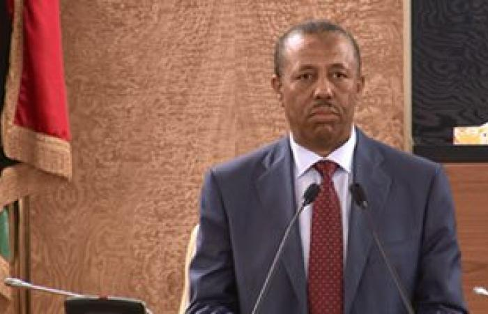 الأمم المتحدة: حكومة عبد الله الثنى بليبيا غير معترف بها دوليا