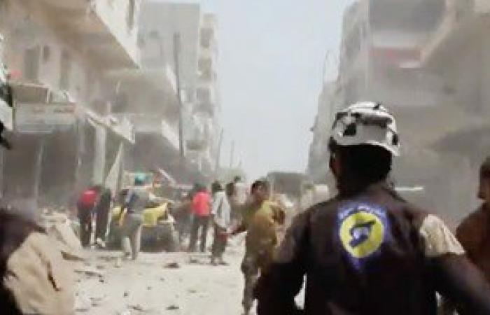 أخبار سوريا..المرصد السورى: مقتل 94 شخصا أمس فى مناطق مختلفة بسوريا