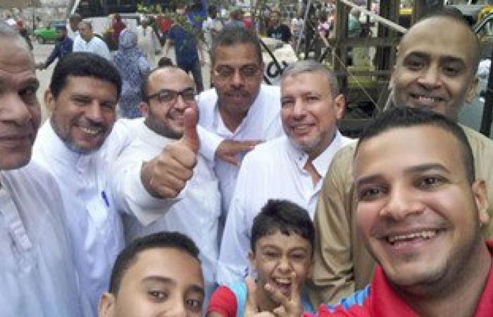 """القراء يشاركون """"اليوم السابع"""" صور احتفالاتهم بأول أيام عيد الفطر المبارك"""
