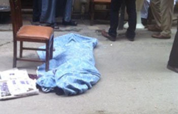 ضابط يقتل شقيقه بسلاحه الميرى بسبب خلافات أسرية فى المطرية