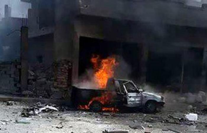 ارتفاع عدد قتلى تفجير مدينة الحسكة السورية لـ25 قتيلا