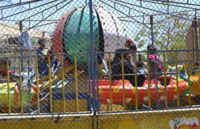 بالصور..الملاهى والمراكب النيلية أبرز مظاهر الاحتفال بثانى أيام العيد بالأقصر