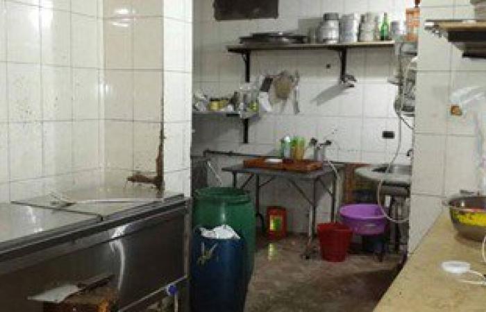 إعدام طن لحوم غير صالحة و200 كيلو زيت بالمنصورة