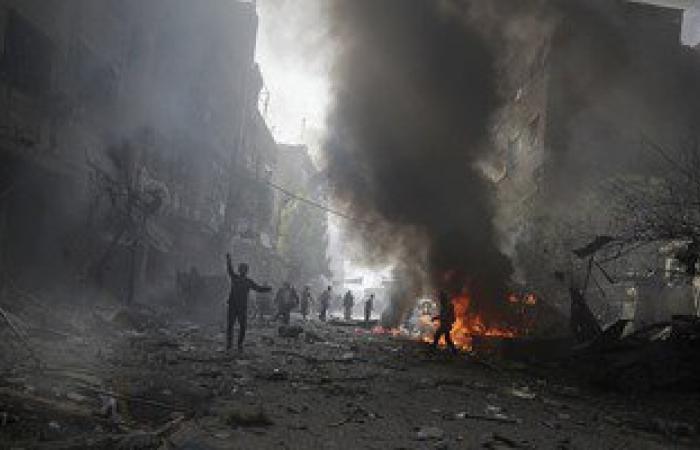 أخبار سوريا..ارتفاع عدد قتلى قصف مدينة إدلب السورية إلى 25 مدنيا