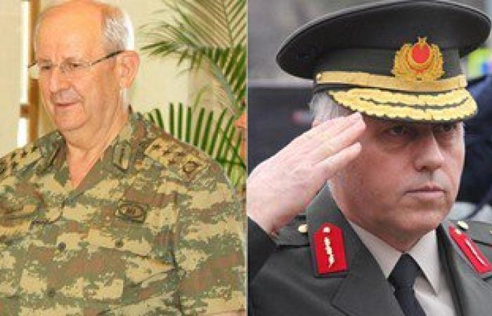 اعتقال قائد الجيش الثانى التركى ورئيس أركانه على خلفية محاولة الانقلاب(تحديث)