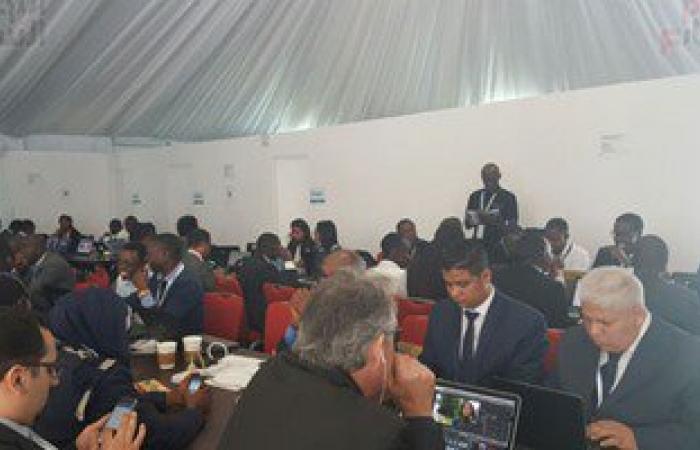 بالصور.. انطلاق القمة الأفريقية الـ27 فى رواندا بمشاركة السيسي
