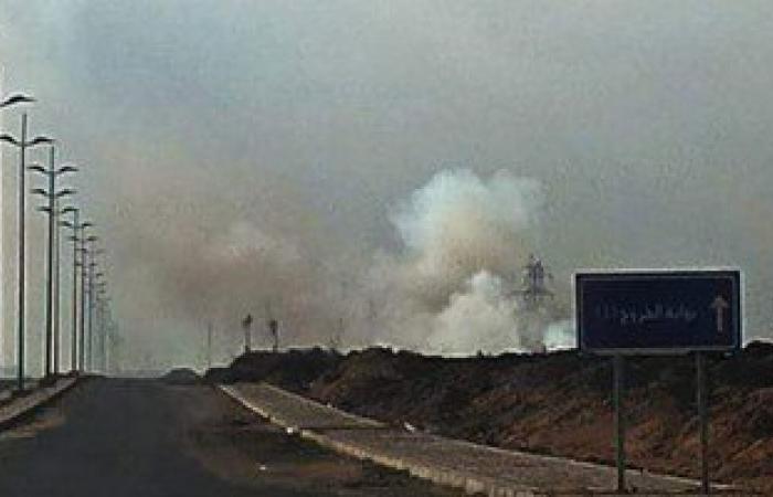 جمعية حماية البيئة: انتهاء مشكلة دخان العريش بعد دفن المخلفات