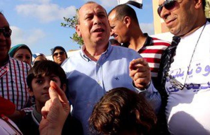 """محافظ دمياط: جميع المواطنين يتبارون فى تنفيذ مبادرة """"حلوة يا بلدى"""""""