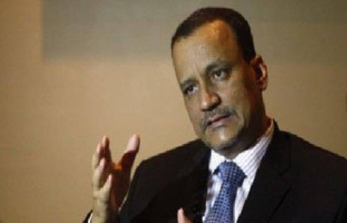 """""""ولد الشيخ"""" يناقش خطة عمل لجنة السجناء والأسرى ضمن مشاورات الكويت"""