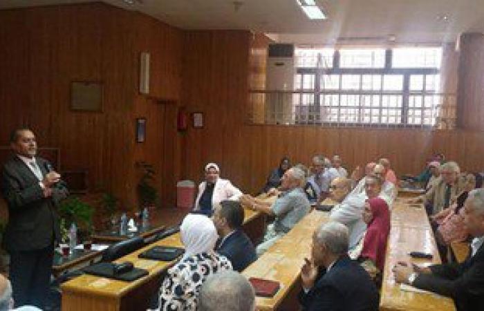 بالصور.. انطلاق المؤتمر السنوى لكلية العلوم جامعة الإسكندرية
