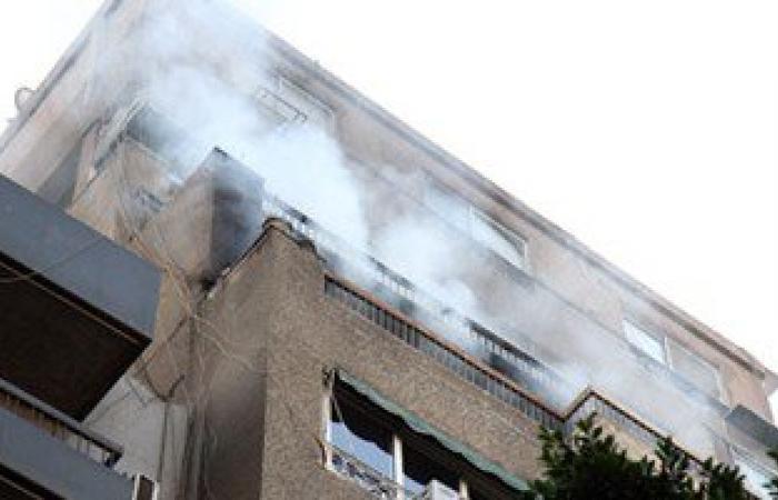 الحماية المدنية تسيطر على حريق بشقة سكنية فى القطامية