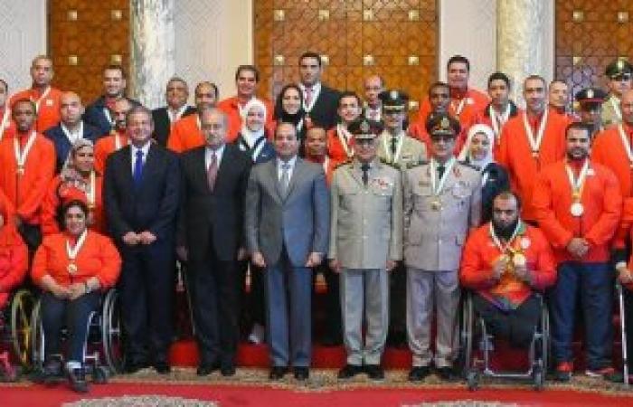 الرئيس يشيد بأبطال الأولمبياد.. ويوجه الحكومة لتلبية مطالبهم