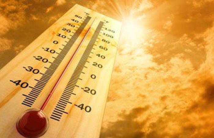الأرصاد: طقس اليوم مائل للحرارة شمالاً حار على الوجه البحرى والقاهرة