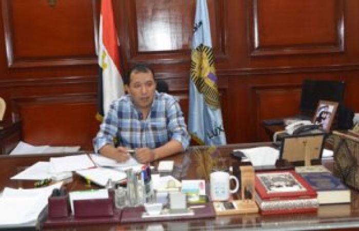 محمد بدر يبحث مع بعثة منظمة (IFAD) خطط التنمية الزراعية بقري ومدن الأقصر
