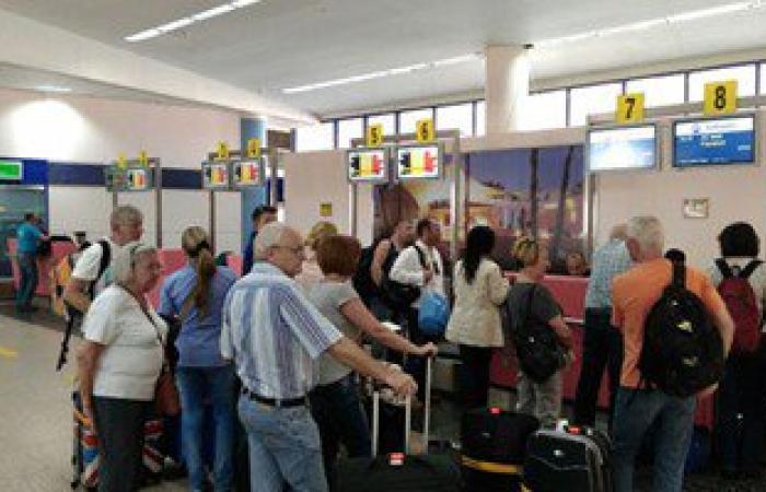 لأول مرة.. بدء تسيير رحلات طيران أوكرانية أسبوعية لمطار مرسى علم
