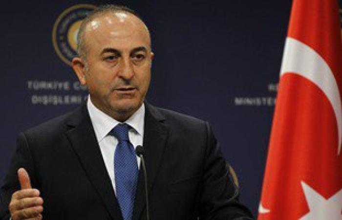 وزير خارجية تركيا: نحاول تطوير العلاقات مع مصر