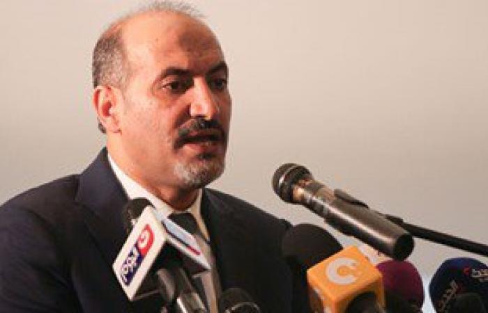 أحمد الجربا يلتقى الأمين العام للجامعة العربية لبحث سبل حل الأزمة السورية