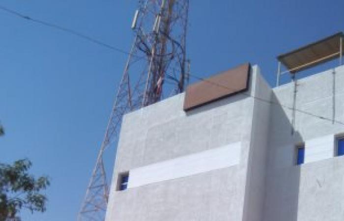 بالصور ..انقطاع الاتصالات بالوادى الجديد يصيب المصالح الحكومية بالشلل