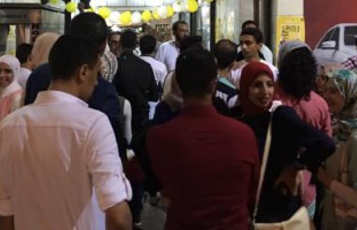 """بالصور..نجاح أول أيام مبادرة """"تراث مصر"""" ببورسعيد"""