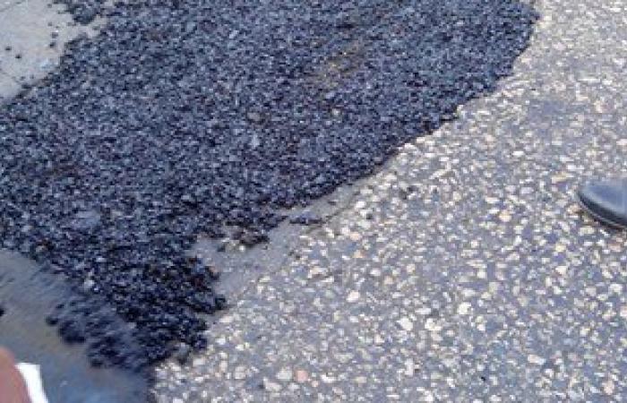 """""""المرور"""" يعلن إغلاق جزئى للطريق الدائرى لمدة 3 أسابيع بسبب اعمال صيانة"""