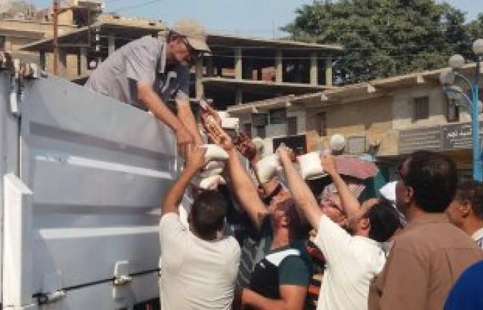 تموين بورسعيد: طرح كميات من السكر بسعر 5 جنيهات بأحياء المحافظة