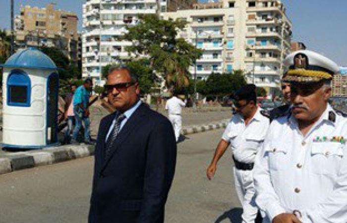 الأمن العام يقتحم البؤر الإجرامية ويضبط 7 تشكيلات عصابية و12 متهم