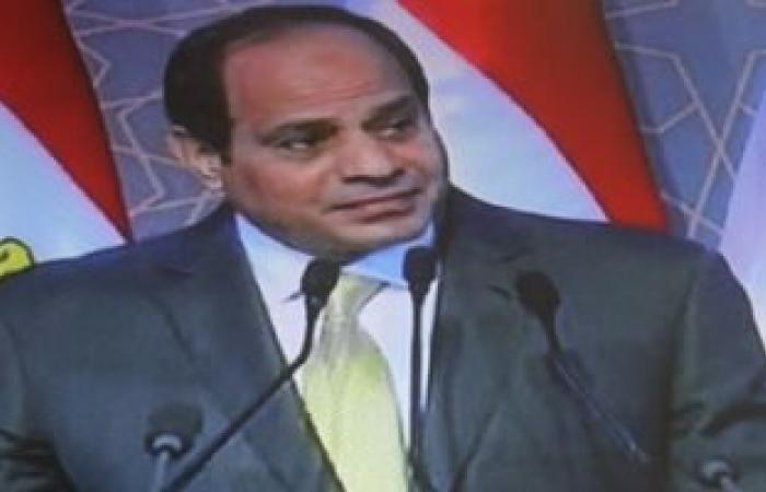 السيسى: قرارات حمائية مصاحبة لإجراءات الإصلاح ويقينى أن المصريين سيتحملون