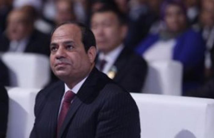 السيسى: مصر تعانى أعراض نقاهة من مرض مزمن