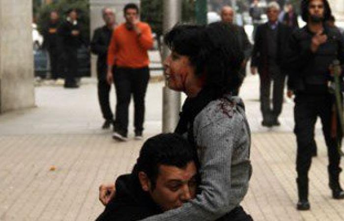 اليوم.. أولى جلسات إعادة محاكمة الضابط المتهم بقتل شيماء الصباغ