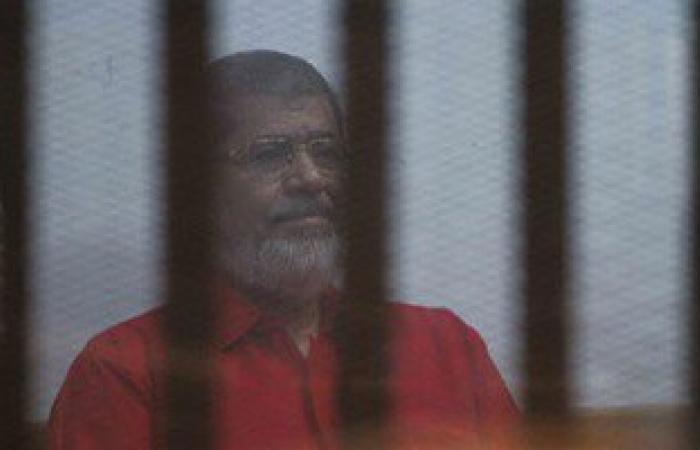 """نيابة النقض توصى بإلغاء حكم إعدام مرسى وقيادات الإخوان بـ""""اقتحام السجون"""""""