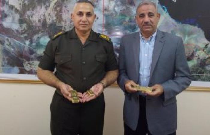 """بالصور.. """"الثروة المعدنية"""": مصر أنتجت أول سبيكة من الذهب الخالص"""