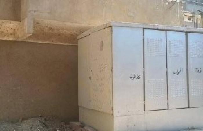 انقطاع التيار  الكهربائى عن مناطق من مدينة الحسنة بشمال سيناء