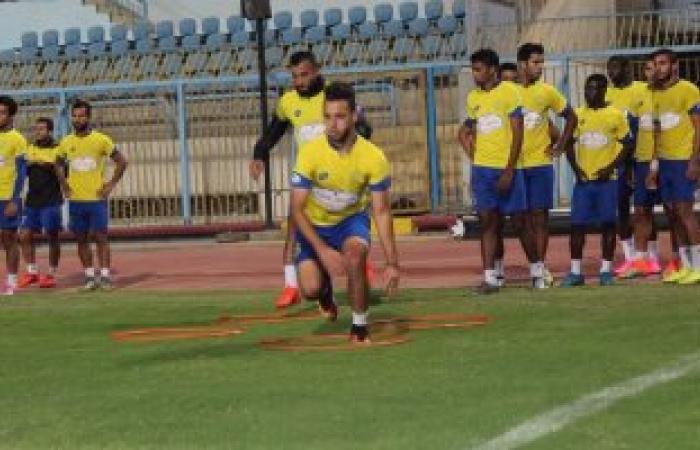 الإسماعيلى يختار 19 لاعبا لمواجهة طنطا.. وعودة متولى