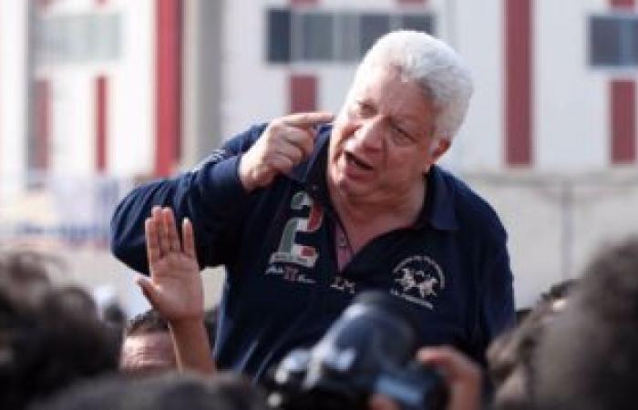 مرتضى منصور: وجود ميدو على رأس قيادة دجلة لن يجعل مواجهتنا معه حربا