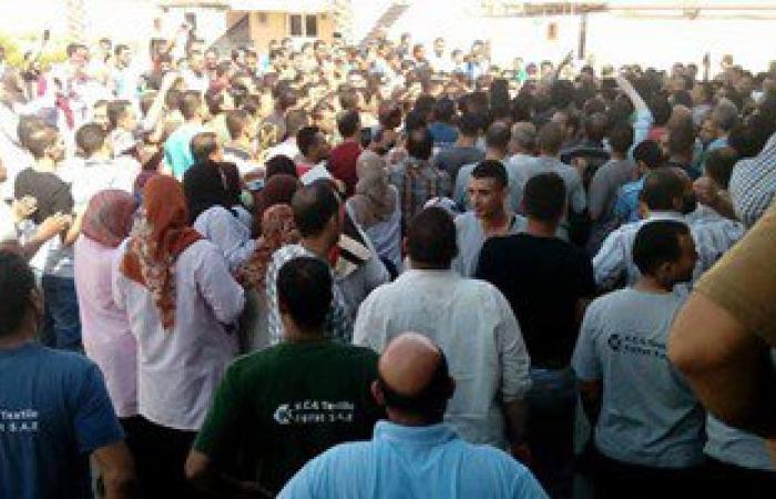 مدير مكتب العمل بمدينة السادات: تعليق إضراب عمال المصرية للغزل والنسيج
