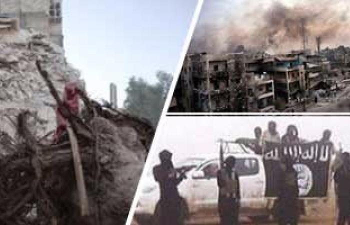 المرصد: نزوح أكثر من 400 مدنى من شرق حلب إلى مناطق سيطرة النظام السورى