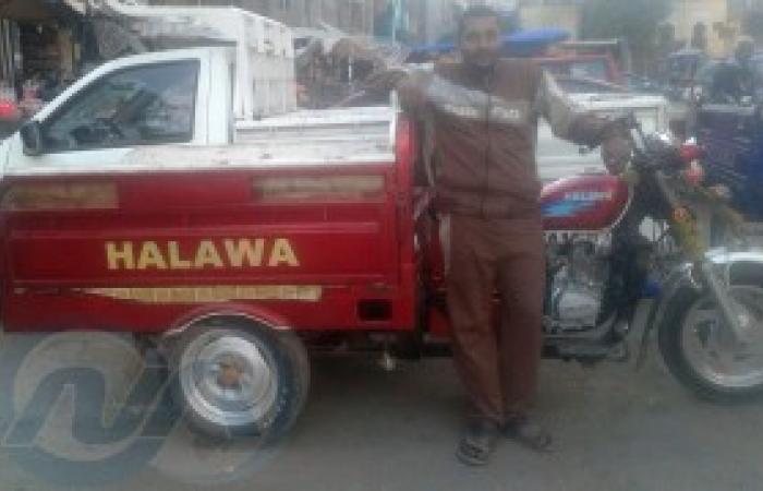 «بوحة».. دراجة الموت في شوارع مصر