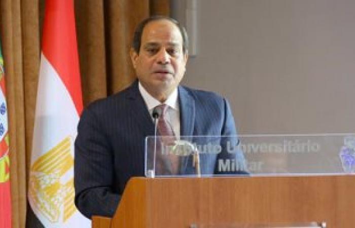 السيسى: دعم الدولة لقطاع الاتصالات مستمر.. ومصر تقدر ما حققه من انجازات