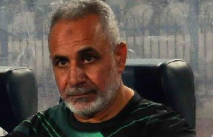 محمد عامر يقود تدريبات أسوان الليلة استعداداً لمواجهة إنبى