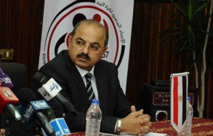 هشام حطب يدرس الترشح لعضوية اللجنة الأوليمبية الدولية
